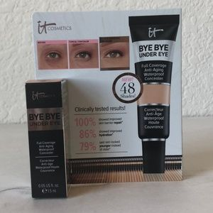 5 FOR $25 IT COSMETICS Bye Bye Under Eye Concealer